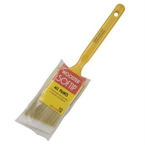 Wooster® Softtip® Angle Sash Brush, 2 In.