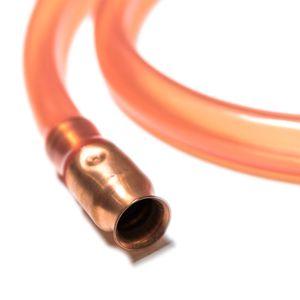 "FlowPro Siphon 1"" ID x 6' Hose, Self-Priming Shaker Style Siphon Pump"