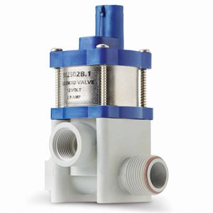 Solenoid Single Valve with TIR E-Chip™