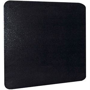 Wood Stove Board, Black, 32 In. x 42 In.