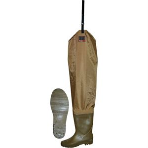 PVC Hip Waders, Size 11