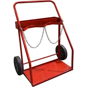 Large Cylinder Hand Truck, 440 Lb. Capacity
