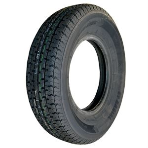 Trailer Tire, ST225/75R15, LRE, 10 Ply