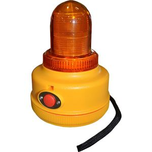 Strobe Warning Amber LED Light
