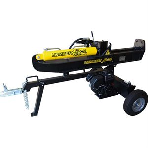 Log Splitter, With Wheels, 25 Ton