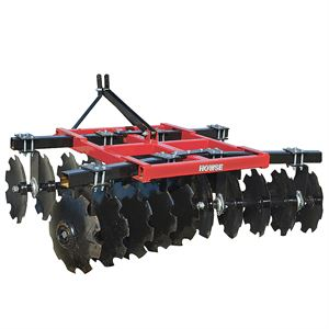 Howse Disc Harrow, 6 Ft. Cut, 18 In. Notched Blades