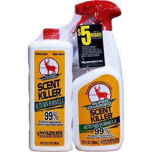 Scent Killer® Super Charged® Spray 24 Oz. Autumn