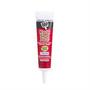 DAP® KWIK SEAL PLUS® White, 5.5 Oz