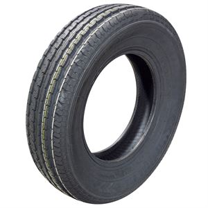 Hi-Run Trailer Tire ST205/75R15 LRC Radial Tire, 6-Ply, WD1228