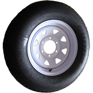 Tire and Wheel Assembly, ST225/75D15