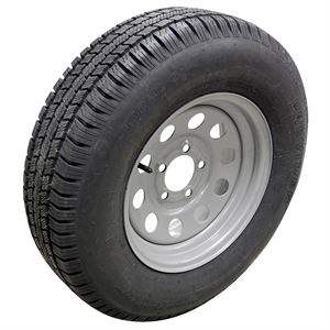 Marastar Hi-Run Trailer Tire, ST205/75R14, 6 Ply