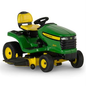 John Deere Toy Lawn Mower X320, 1:16 In.
