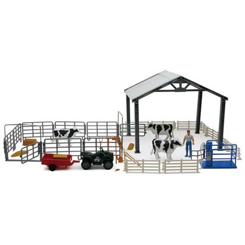 Dairy Farm Playset