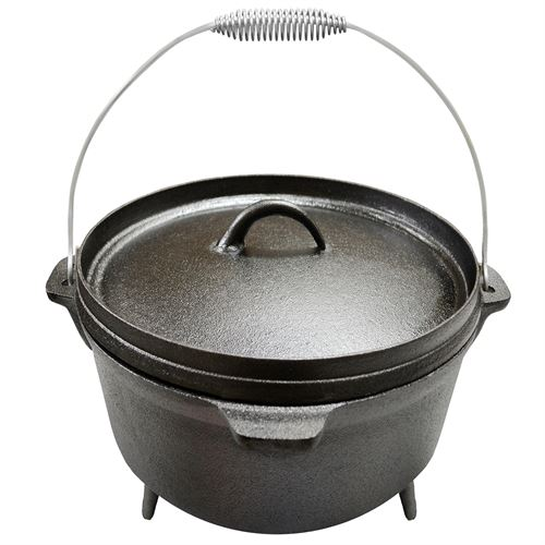 Carolina Cooker® Preseasoned Dutch Oven, 9 Qt.