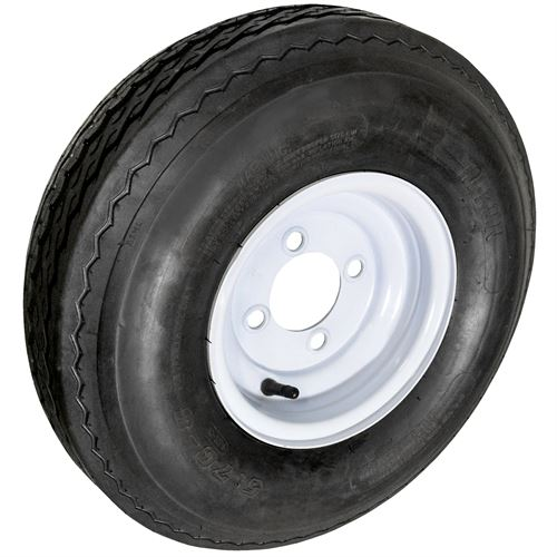 Tire and Wheel Assembly, 5.70-8, 4 On 4
