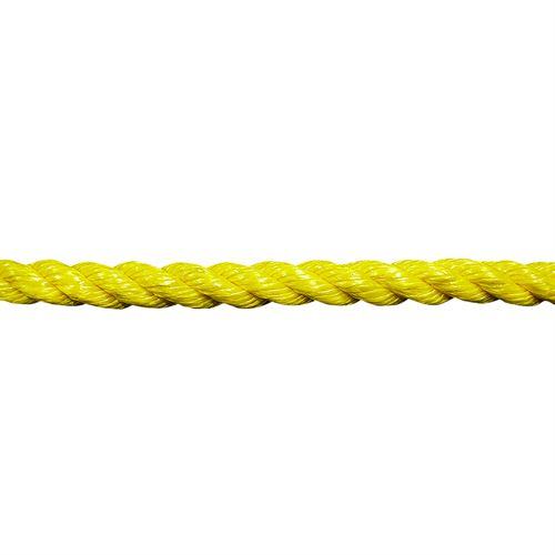 3-Strand Twisted Poly Rope, 3/4 In.