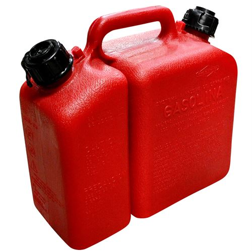 Combination Can, 1.5 Gal. Gas and 2.5 Qt. Oil