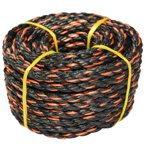 Twisted Truck Rope, 1/2 In. x 100 Ft.