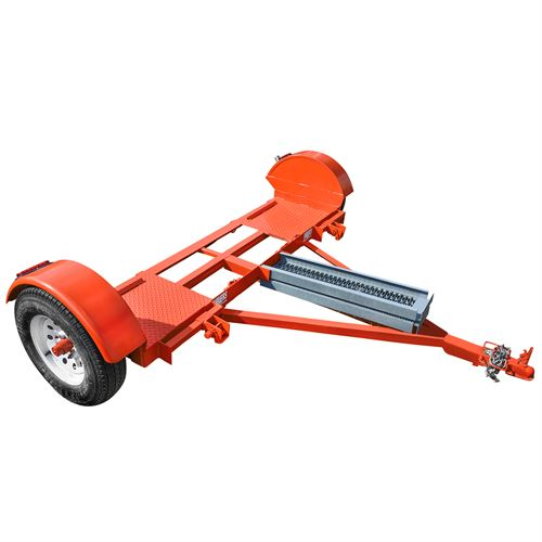 Tow Dolly, 8.5 Ft. x 2 Ft., 3,500 GVWR