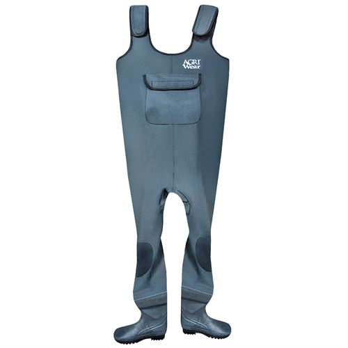Agri Wear Neoprene Size 8 Chest Wader