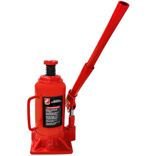 Agri Supply 12 Ton Hydraulic Bottle Jack