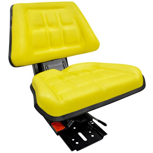 Universal Tractor Seat with Suspension
