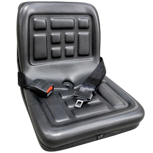 Compact Tractor Seat with Flip Type Brackets