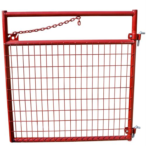 4 Wire Filled Double Bar Gate