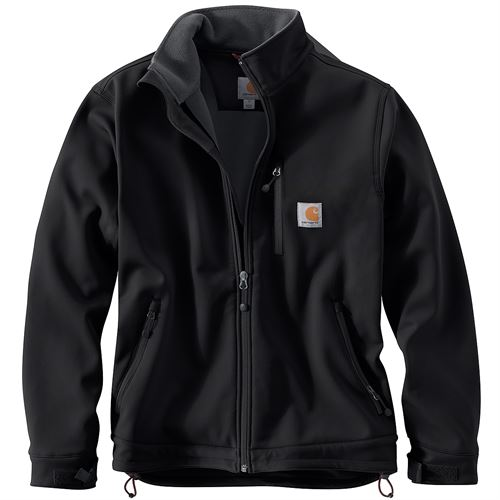 Mens Black Crowley Jacket, 2X-Large