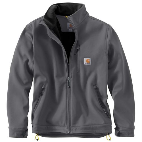 Softshell Jacket Gray Xtra Large
