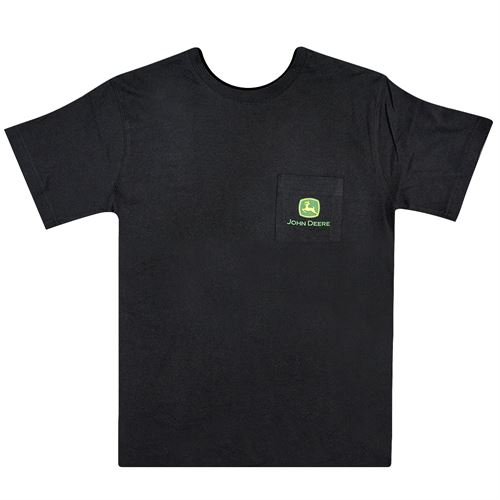 JD Black Pocket T-shirt XL
