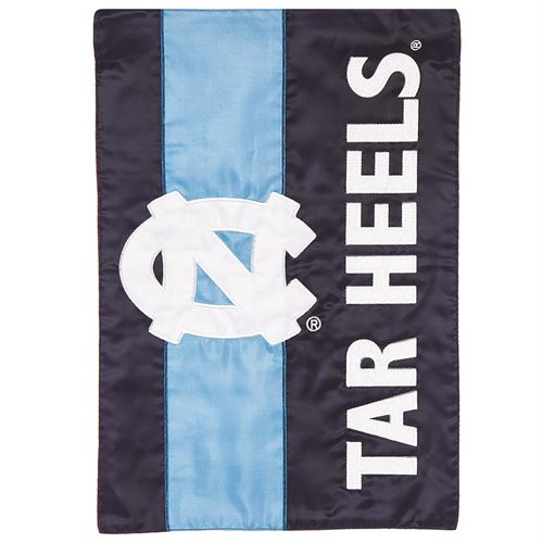 UNC Embellished House Flag