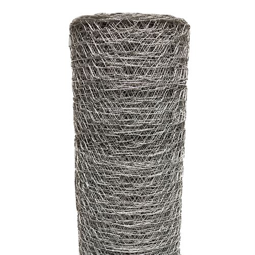 Poultry Netting, 1 In. Wire Mesh, 150 Ft. x 48 In. Roll