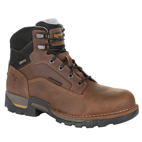 6 Inch Eagle One Steel Toe Boot 10.5