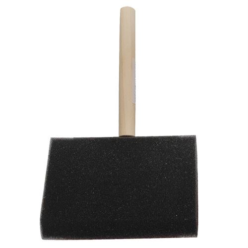 8500 4 Foam Brush Wd/hndl