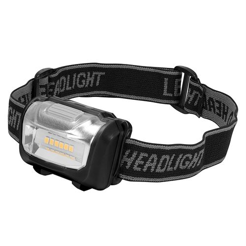 Led Head Lamp & Flashlight Kit