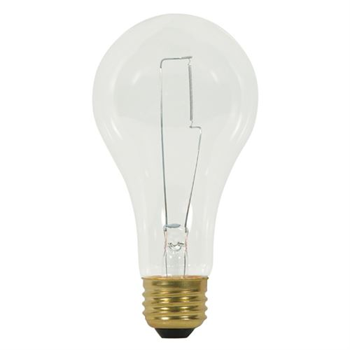 Clear 2700K Incandescent Bulb 150W
