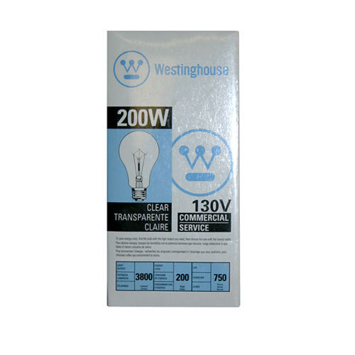 Watt Clear Light Bulb