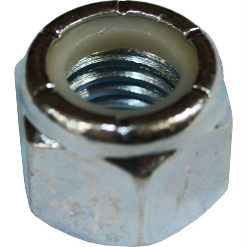 Locknut With Nylon Insert