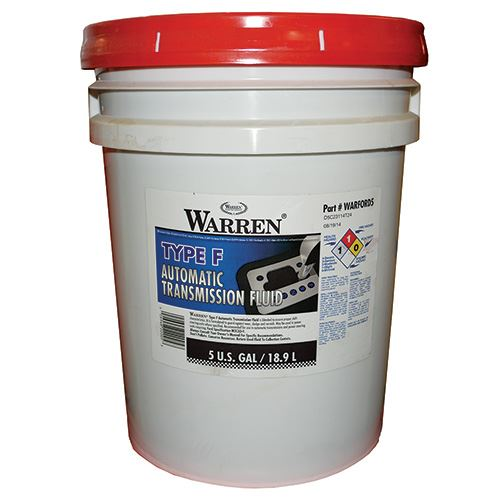 Type F Automatic Transmission Fluid, 5 Gallons