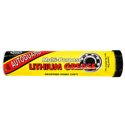 Multi-Purpose Lithium Grease, 14.5 Oz. tube