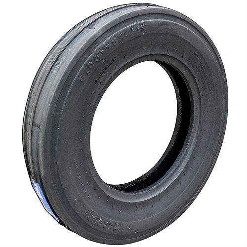 Front Tractor Tire, 600 x 16, 8-Ply, Tire Only