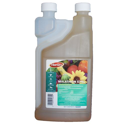 Malathion 57% Concentrate, Insecticide, 1 Qt.