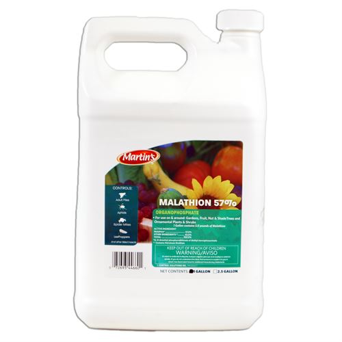 Malathion 57 % Concentrate, Insecticide, 1 Gallon