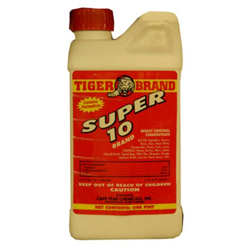 Insect Control, Super 10 Concentrate, 1 Quart