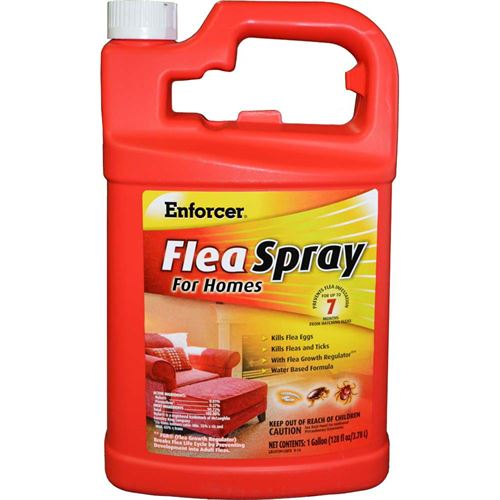 Flea Spray For Homes Gallon