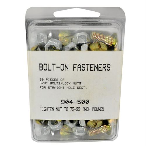 5/8 Bolt-Lock Nut for Sickle Sections