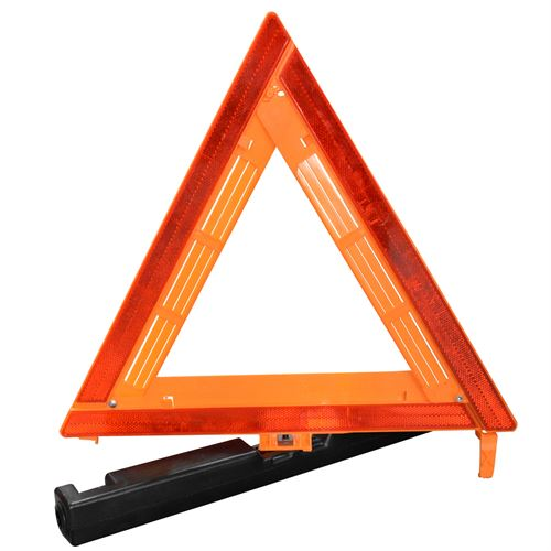 Triangle Safety Flare Kit - Road / Highway Emergency Flare