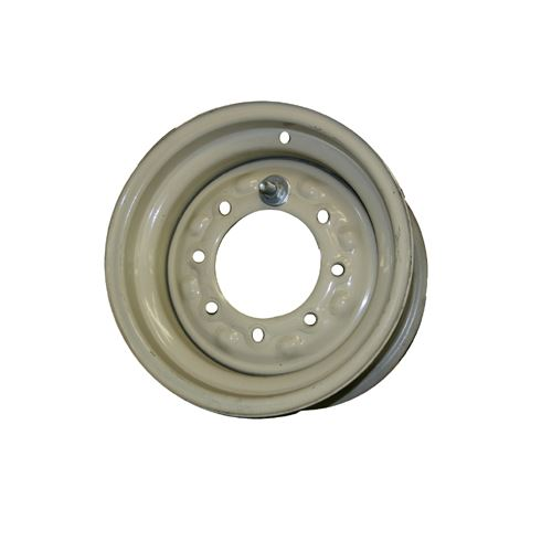 Implement Wheel, 16 In. x 10 In., 8 Bolt