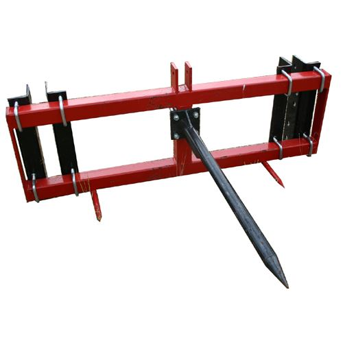 Front Mount Adjustable Hay Spear